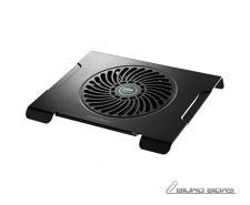 Cooler Master NotePal CMC3 550 g, Black, 322 x 290 x 50..