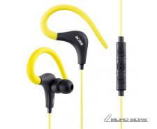 ACME HE17Y Sports & action earphones with microphone & ..