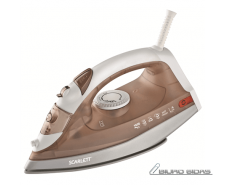 Iron Scarlett SC-135S Brown/White, 1600 W, With cord, C..