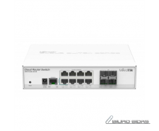 MikroTik Switch CRS112-8G-4S­-IN Managed, Desktop, 1 Gb..