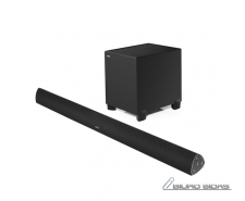 Edifier Soundbar paired with subwoofer CineSound B7 Spe..