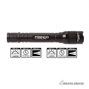FRENDO Torch TA200 CREE LED, 200 lm, Zoom function 162166