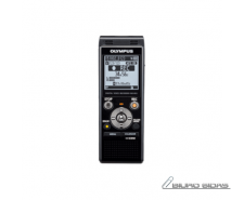 Olympus WS-853 Black, Digital Voice Recorder, 1040h (MP..