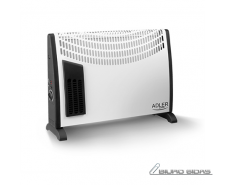 Adler AD 7705 Convection Heater, Number of power levels..