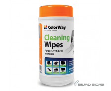 ColorWay Cleaning Wipes 100 pcs 167959