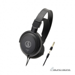 Audio Technica 3.5mm (1/8 inch), Headband/On-..
