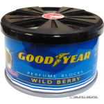 Goodyear Car Organic Air Freshener Wildberry ..