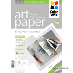 ColorWay ART Photo Paper T-shirt transfer (wh..