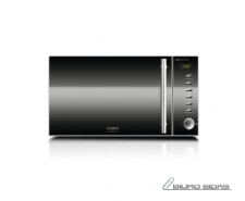 Caso Microwave oven M 20 Buttons, Rotary, 800 W, Stainl..