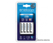 Panasonic eneloop Basic Battery Charger  4 AAA, 4xAAA 7..