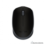 Logitech M171 Black, Yes, Wireless Mouse, 172..