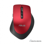 Asus WT425 wireless, Red, Mouse 172086