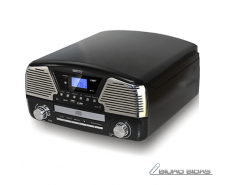 Camry Turntable with MP3/USB/SD/r­ecording 172479