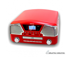 Camry Turntable with MP3/USB/SD/r­ecording 172480