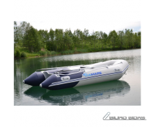 Viamare 330 Alu, PVC Inflatable Boat with Solid Bottom,..