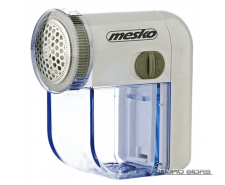 Mesko Lint remover MS 9610 White, AAA batteries 173204