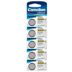 Camelion CR2025-BP5 CR2025, Lithium, 5 pc(s)