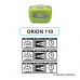 FRENDO Headlight Orion 110 CREE LED + Red LED, 110 lm, 4 functions 173603