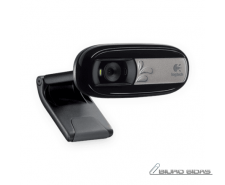 Logitech Webcam C170 Black