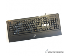 Super power Keyboard KM-1019 black, USB, EN/EST layout,..
