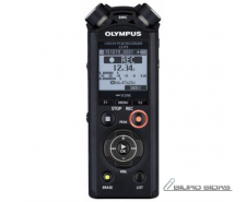 Olympus LS-P2 LED, Black, Microphone connection, MP3 pl..