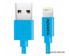 ADATA Sync and Charging Cable, USB A, Lightning, 1 m, B..