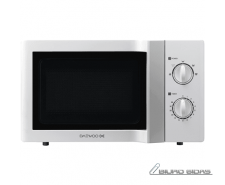 DAEWOO Microwave oven KOR-6627W 20 L, Rotary, 700 W, Wh..