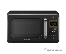 DAEWOO Microwave oven KOR-6LBRB  Free standing, Electro..