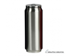 Yoko Design Isotherm Tin Can 500 ml, Shiny silver 176025