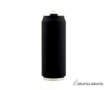 Yoko Design Isotherm Tin Can 500 ml, Soft touch black 1..