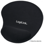 Mousepad with Gel Wrist Rest Support, Logilin..