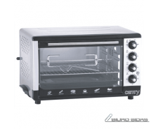Camry Electric Oven CR 111 43 L, Silver/Black, 2000 W ..