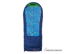 Gruezi-Bag Kids Monster Grow, Sleeping bag, 140-180x65(..