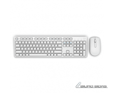 Dell KM636 Standard, Wireless, Keyboard layout EN, Whit..