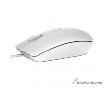 Dell Optical Mouse MS116 wired, White 181369