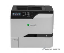 Lexmark Color Laser printer CS720de Printer, A4, Ethern..