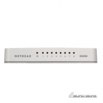 Netgear Switch GS208 Unmanaged, Desktop, 1 Gb..