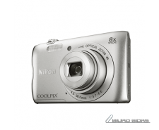 Nikon COOLPIX A300 Compact camera, 20.1 MP, Optical zoo..