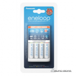 Panasonic Eneloop Battery Charger +  4 x R6/A..
