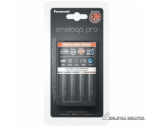 Panasonic eneloop Basic Battery Charger  1-4 AA/AAA, 4 ..