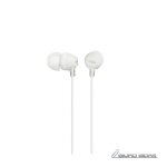 Sony EX series MDR-EX15LP In-ear, White