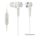 Sony MDR-XB50AP EXTRA BASS In-ear, White 187701