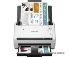 Epson WorkForce DS-570W Sheet-fed, Document Scanner 188..