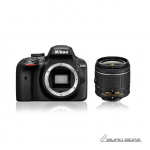 Nikon D3400 + AF-P DX 18-55 mm  SLR Camera Ki..
