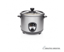 Tristar RK-6127 Rice cooker Black/Stainl­ess steel, 500..