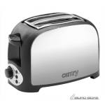 Camry Toaster CR 3208 Grey/black, Plastic, 75..