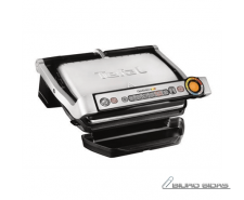 TEFAL Electric grill GC712D34 Contact, 2000 W, Silver 1..