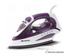 Iron Ariete Steam Iron A6235 Purple, 2000 W, With cord,..