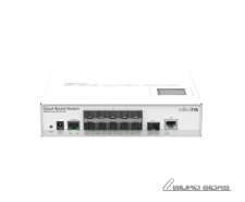MikroTik CRS212-1G-10S-1S+IN Cloud Router Switch Manag..