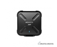 ADATA External SSD SD700 256 GB, USB 3.1, Black 193050